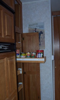 An Rv Pantry Remodel
