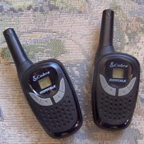 Cobra micro talk radios