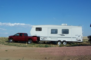 Dodge 3500 and Jayco Eagle