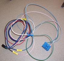Prodigy Brake Control wiring harness
