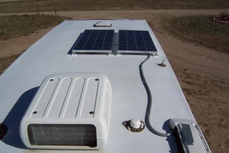 An Rv Solar Power Installation Is A Fine Way To Spend A