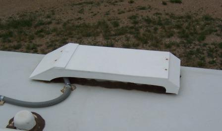 rv roof vent side view