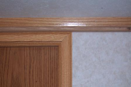 RV door moulding