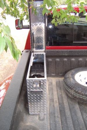 Top Load Truck Tool Box