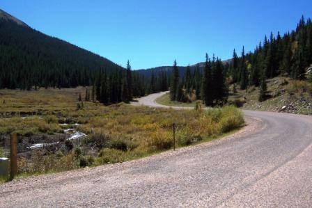 Guanella Pass Road