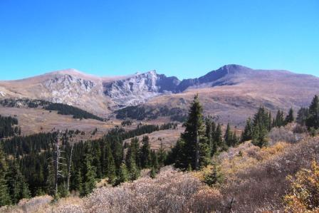 Guanella Pass View