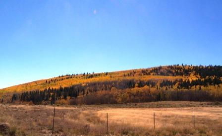 Kenosha Pass Fall Color
