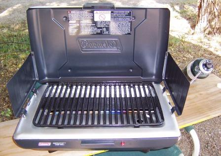 lightweight and portable grill
