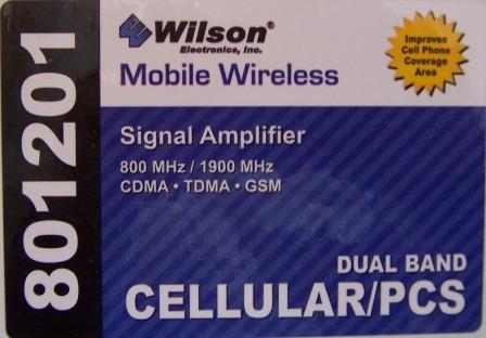 wireless amplifier