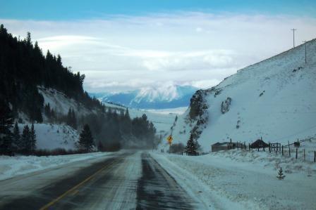 North of Cowdrey Colorado