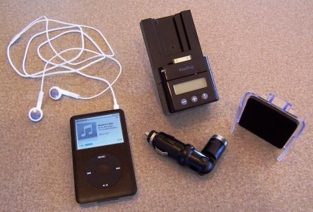 iPOD and FM Transmitter for iPOD