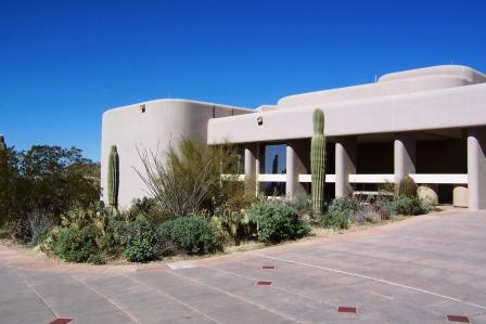 Red Hills Visitor Center, Saguaro Nat. Park