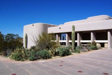 Red Hills Visitor Center, Saguaro Nat. Park