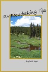 RV Boondocking Tips