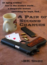A Pair of Second Chances, Suspense Fiction by BK Gore