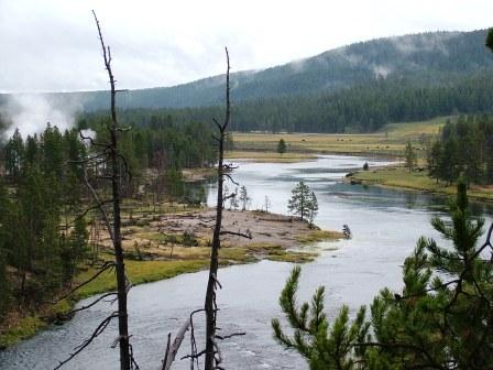 Yellowstone River View