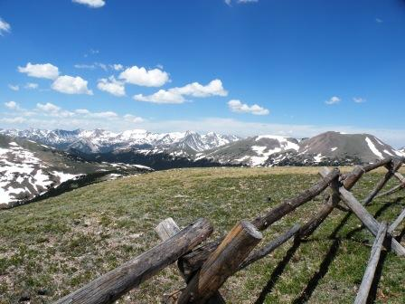 Rocky Mountain National Park Alpine View