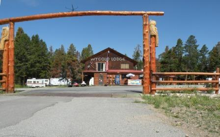 Wycolo Lodge in Wyoming