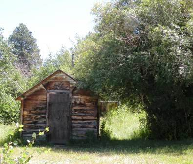 Spring Shed on the Swett Ranch