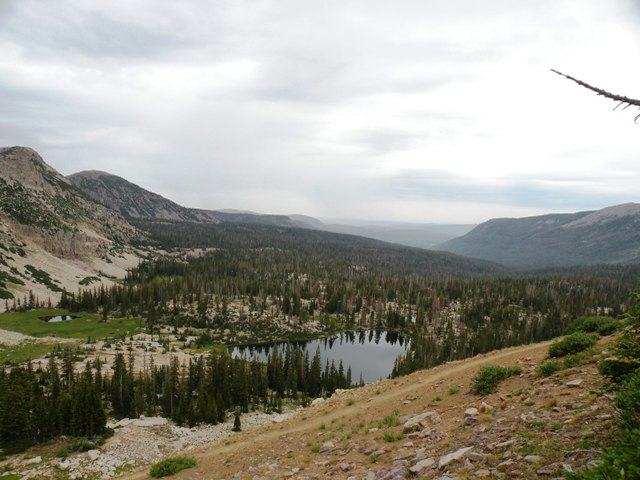First Look of Cutthroat Lake
