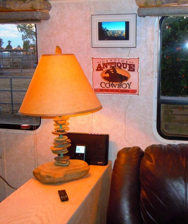 RV Electronics in my RV Boondocking rig