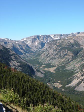 On Beartooth Pass