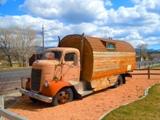 Vintage House Truck