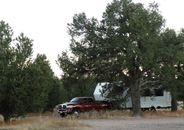 road camp, rest area, night camp