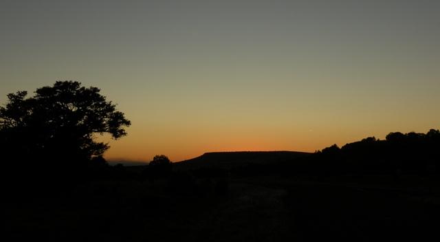 Quiet Arizona Sunset