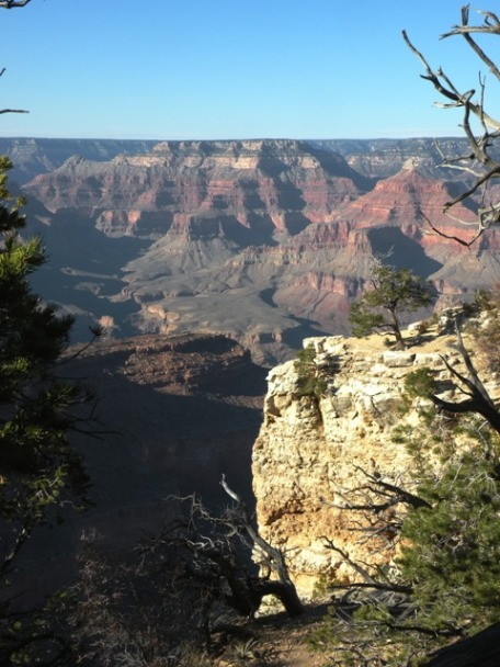 Grand Canyon Outcrop