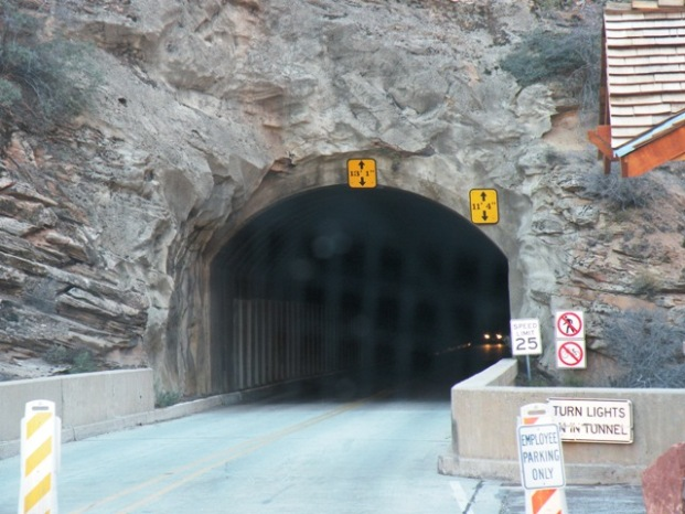 Short Tunnel at Zion