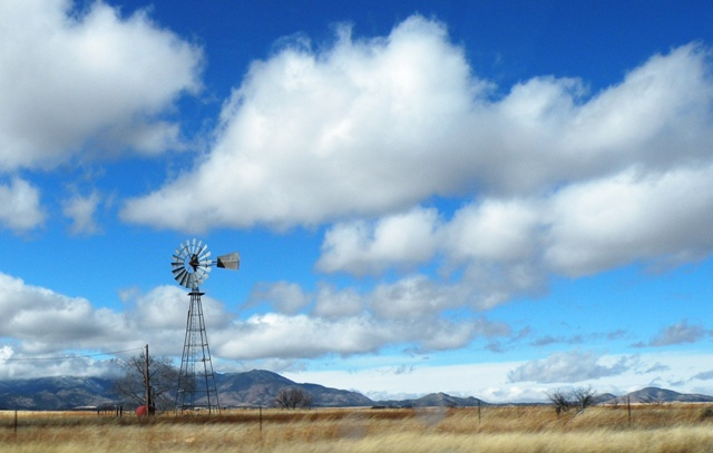 Sonoita Windmill