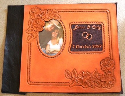 Lacee and Cody Wedding Album