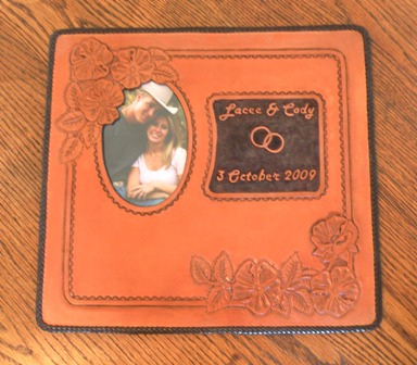 Lacee and Cody Doremus Wedding Album completed