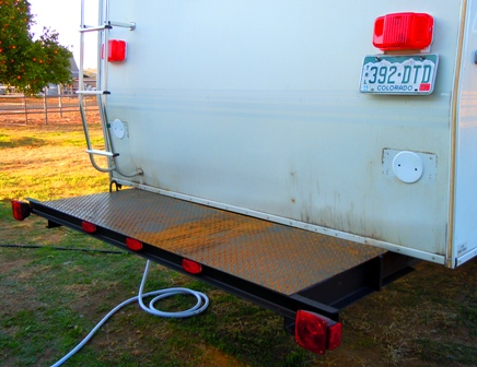 Building An Rv Cargo Deck To Improve Our Fifth Wheel