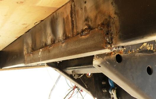Faulty RV repair