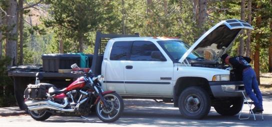 Madison Campground Truck Repair