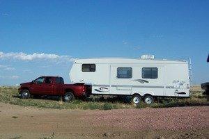 Dodge 3500 and Jayco Eagle