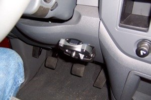 Prodigy Brake Control mount
