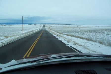 The majority of our road