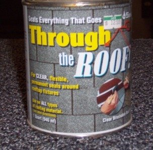 Through the Roof Sealant