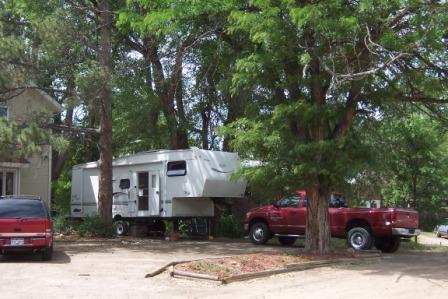 Our First RV Full-Timer Camp