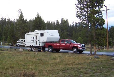 Bridge Bay Campground