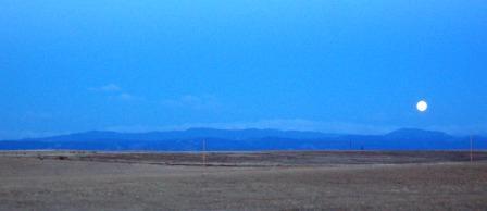 Sunrise Moonset