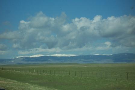 The Snowy Range Wyoming