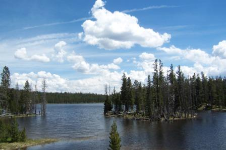 Rob Roy Reservoir