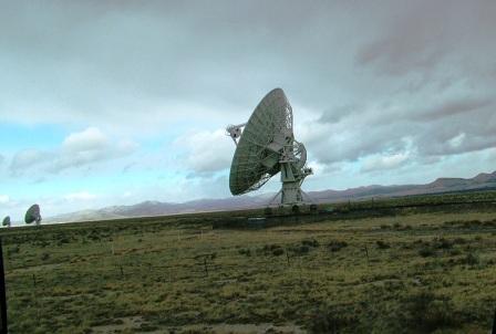 VLA Antennae