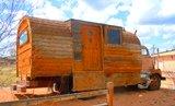 Vintage Dodge House Truck