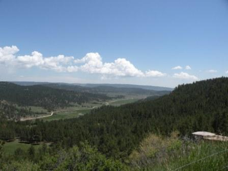 Valley View near Newcastle Wyoming