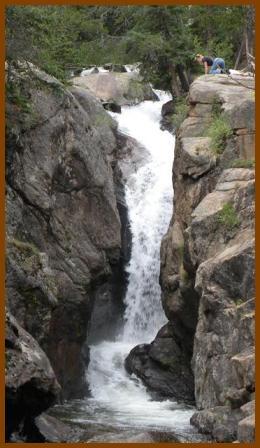 Fearful Waterfall